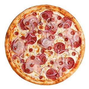 Пицца Три Мяса, Гриль Хаус