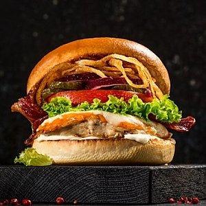 Куриный сэндвич Джек Дениелс, TGI Fridays