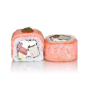 Острый копченый лосось, Tokyo Sushi