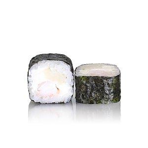 Гребешок с креветкой, Tokyo Sushi
