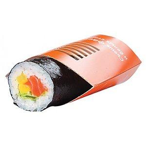 Фаст ролл Лосось с такуаном, Tokyo Sushi