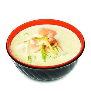Сливочный суп с лососем, Tokyo Sushi