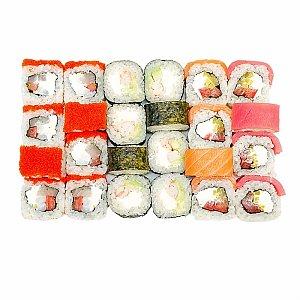 Сет Касуми, Tokyo Sushi