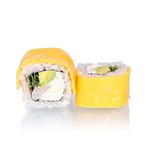 Кальмар в сыре Чеддер, Tokyo Sushi