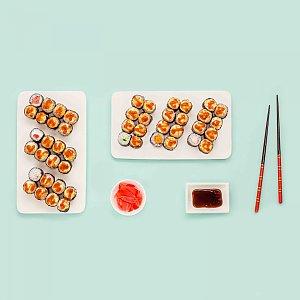 Сет Вкусный Вечер, JOY Pizza & Sushi