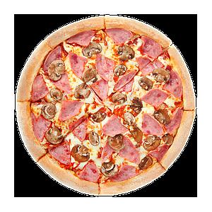 Пицца Ветчина и грибы 22см, Домино'с - Гомель