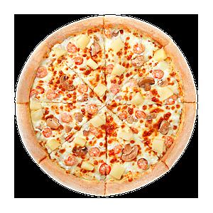 Пицца Креветки с ананасами 30см, Домино'с - Бобруйск