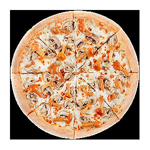 Пицца Грибная с голубым сыром 30см, Домино'с - Бобруйск