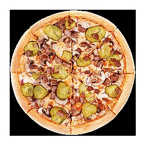 Пицца Говядина BURGER 30см, Домино'с - Бобруйск