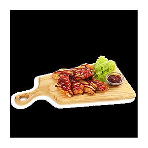 Крылышки барбекю, Домино'с - Барановичи