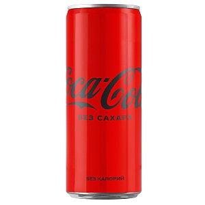 Кока-кола Зеро 0.33л, Море Суши