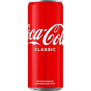 Кока-кола 0.33л, Море Суши
