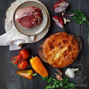 Осетинский пирог с говядиной (1000г), Тандыр