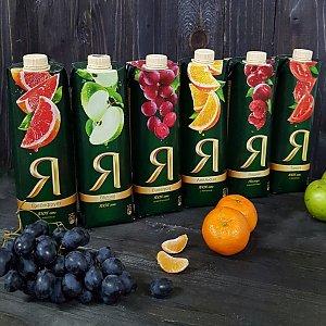 "Сок виноградный ""Rich"", Тандыр"