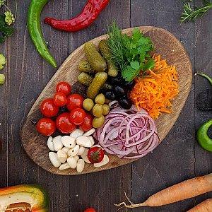 Ассорти из маринованных овощей, Тандыр