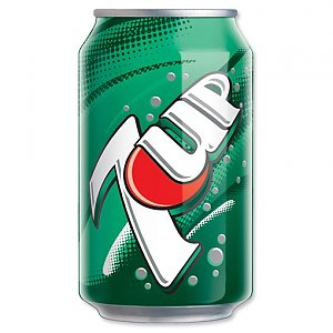 7-Up 0.33л, Pizza Planet