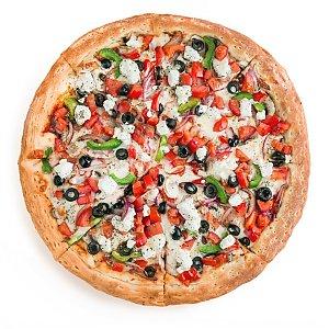Пицца Овощи и Грибы 35см, Pizza Planet