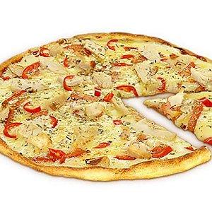 Пицца с пряной курочкой 32см, Таверна