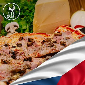 Пицца Чехия 35см, Global Pizza