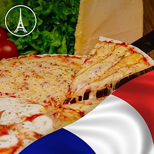 Пицца Франция 35см, Global Pizza