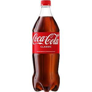 Coca-Cola 1л, Суши Тут