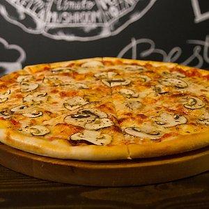 Пицца с грибами 32см, DACAR PIZZA Rally