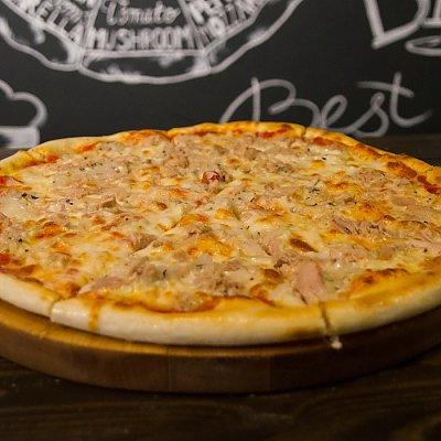 Заказать Пицца с тунцом и луком 32см, DACAR PIZZA Rally
