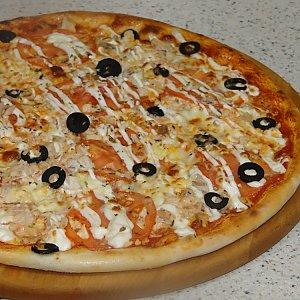 "Пицца ""Тоскана"" 32см, Pizza Rally"