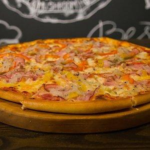 """Пицца """"Пикантная"""" 42см, DACAR PIZZA Rally"""