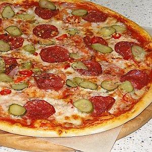 """Пицца """"Сицилийская"""" (острая) 42см, DACAR PIZZA Rally"""