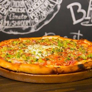 """Пицца """"Карбонара"""" 42см, DACAR PIZZA Rally"""