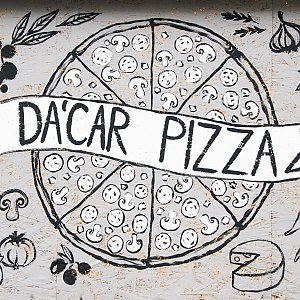 "Пицца ""Контандина"" с луком и томатами 42см, DACAR PIZZA Rally"