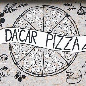 "Пицца ""Моритини"" с морепродуктами 42см, DACAR PIZZA Rally"