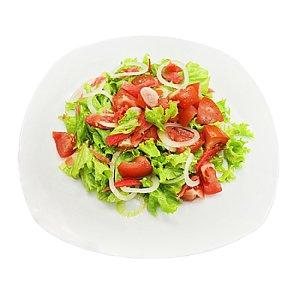 Салат овощной с имбирем, СУШИ ШОП