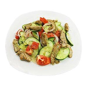 Салат овощной со свининой, СУШИ ШОП