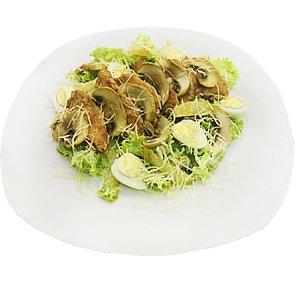 Салат с филе цыпленка и соусом Цезарь, СУШИ ШОП