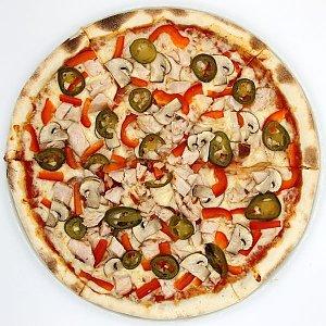 Пицца Мексиканская 34см, Пицца Корица