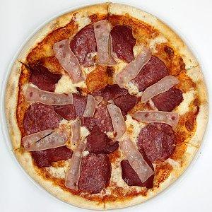 Пицца Мясная 28см, Пицца Корица