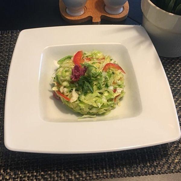 Купить Салат из свежей капусты, Martin Cafe