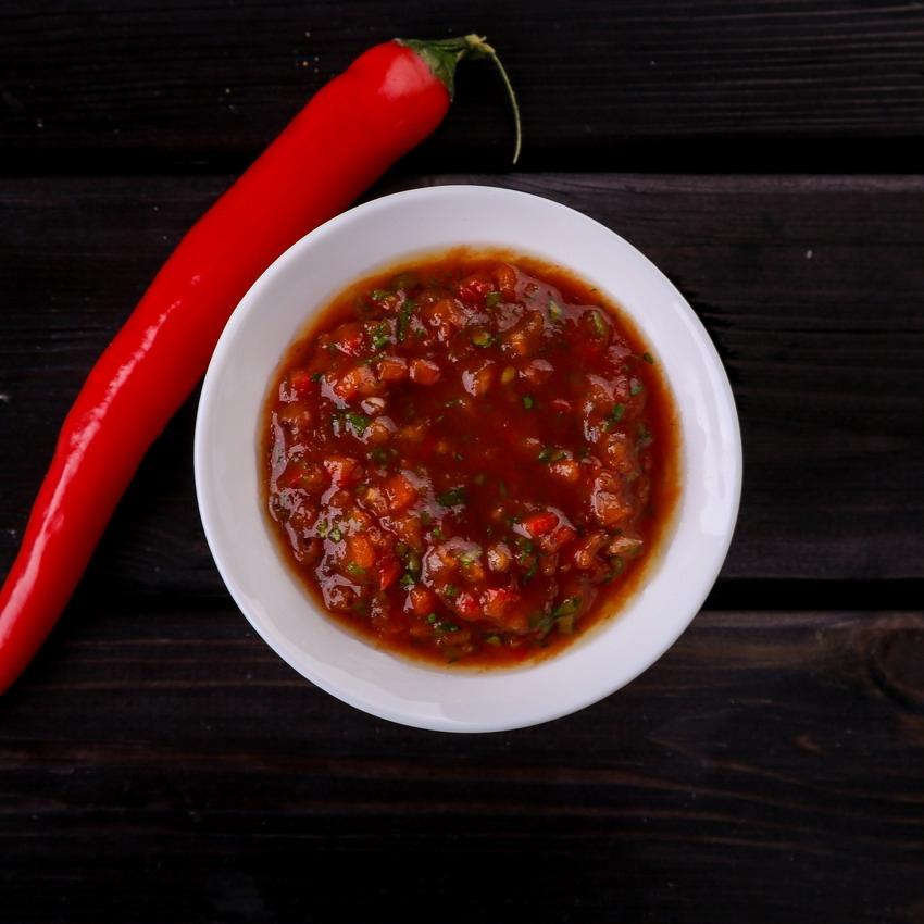 соус томатный сальса рецепт с фото хотите