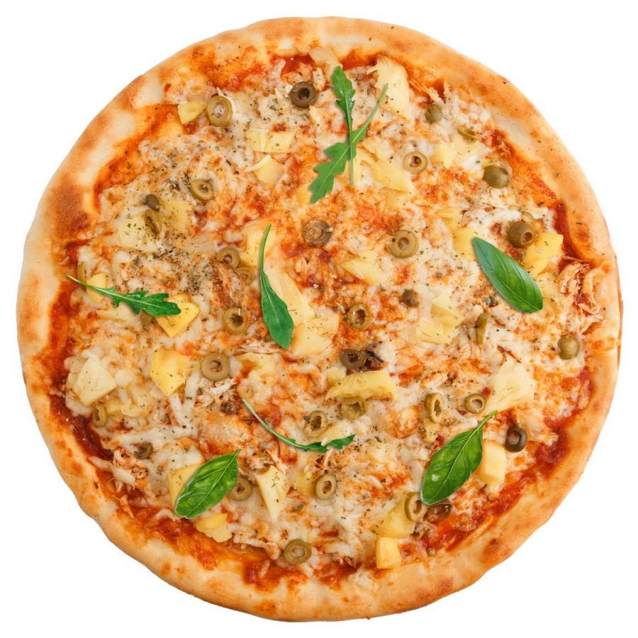 Купить Пицца Гавайская 32см, BEERлога