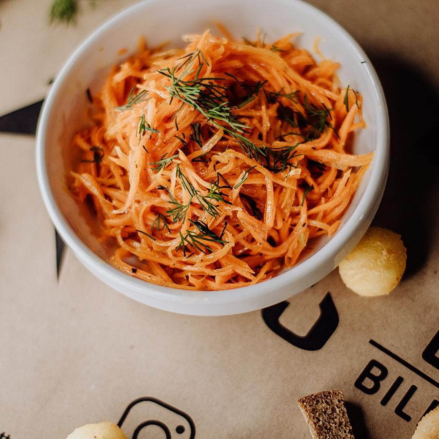 Купить Морковь по-корейски, Club LESS