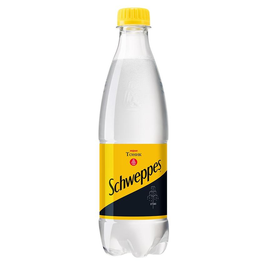 Купить Schweppes Indian Tonic 0.5л, Бургер Драйв