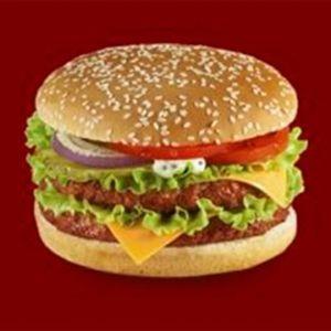 Купить Бургер Люкс с говяжьей котлетой, Бургер Люкс Сити