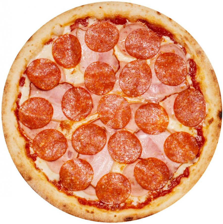 Купить Пицца Барбекю 40см, БобрПицца.by