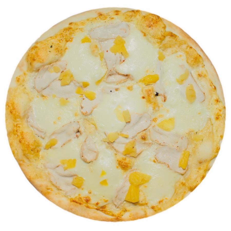 Купить Пицца Гавайская 40см, БобрПицца.by
