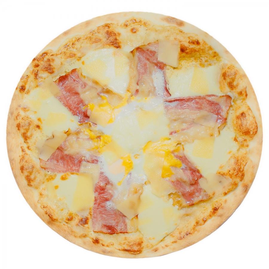 Купить Пицца Карбонара 40см, БобрПицца.by