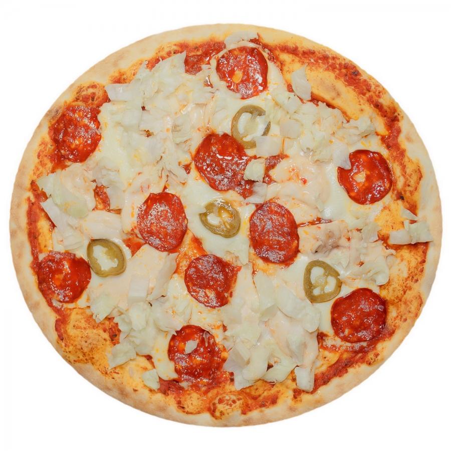 Купить Пицца Поло Пиканте 40см, БобрПицца.by