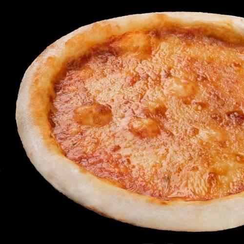 Пицца Сырная 30см, Веселый Самурай  - купить со скидкой