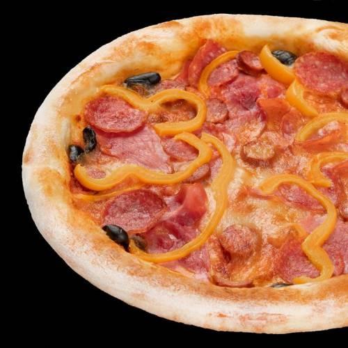 Купить Пицца Дела Каза 30см, Веселый Самурай